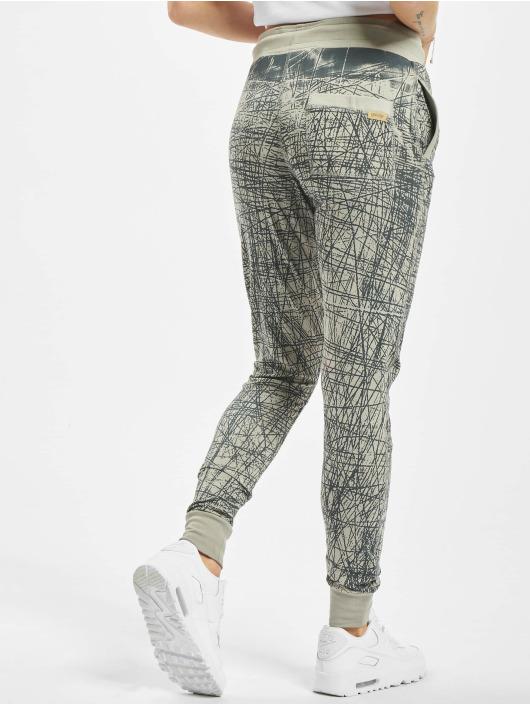 Yakuza Spodnie do joggingu Scratched szary
