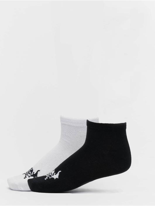 Yakuza Strømper Ultimate Sneaker Sockx sort