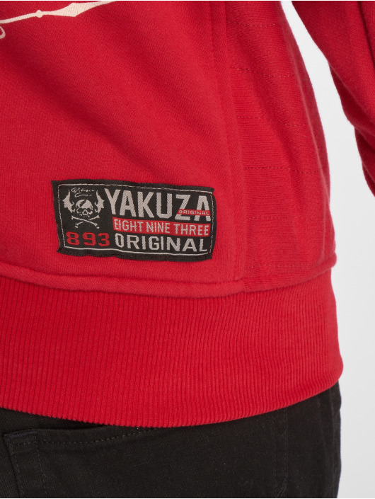 Yakuza Sudadera Undead rojo