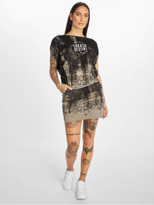 Yakuza Sukienki Gradient czarny
