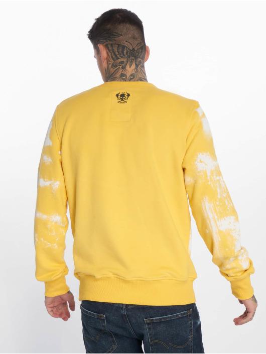 Yakuza Sweat & Pull Burried jaune