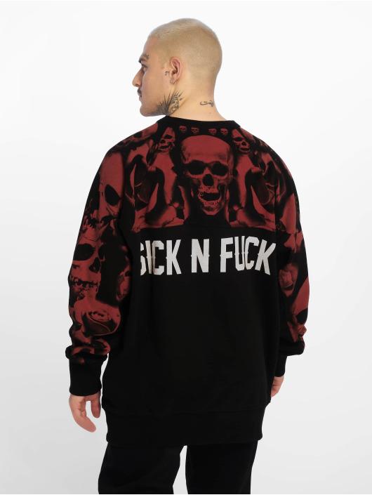 Yakuza Sweat & Pull Sick N Fxck noir