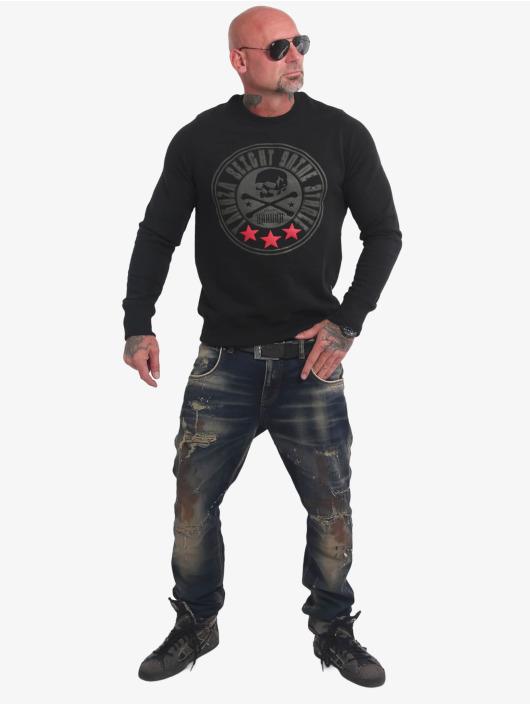 Yakuza Sweat & Pull Inner Circle Pullover noir