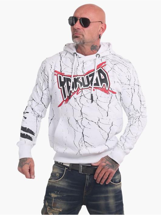 Yakuza Sweat capuche Toxin blanc