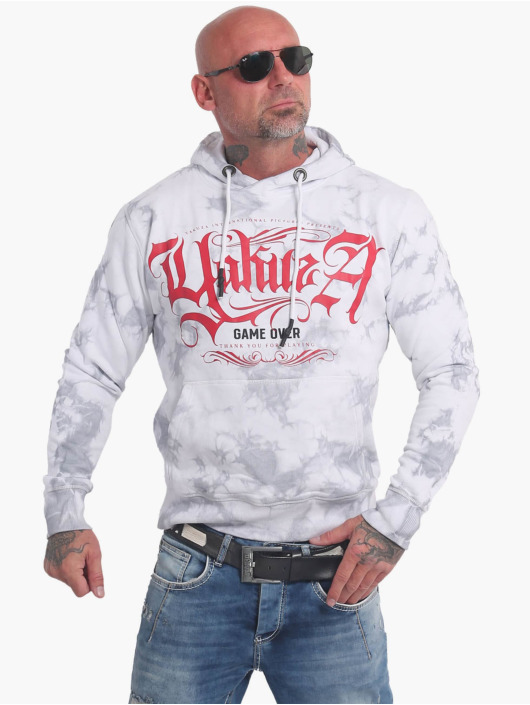 Yakuza Sweat capuche Rules Batik blanc