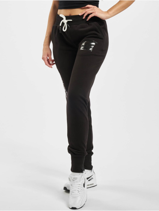 Yakuza Sweat Pant Enemigos black