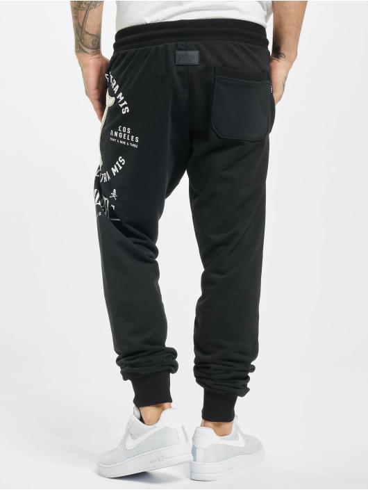 Yakuza Sweat Pant Muerte Logo black