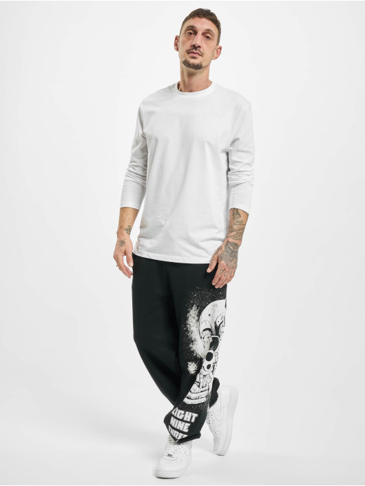 Yakuza Sweat Pant Hating Clown black