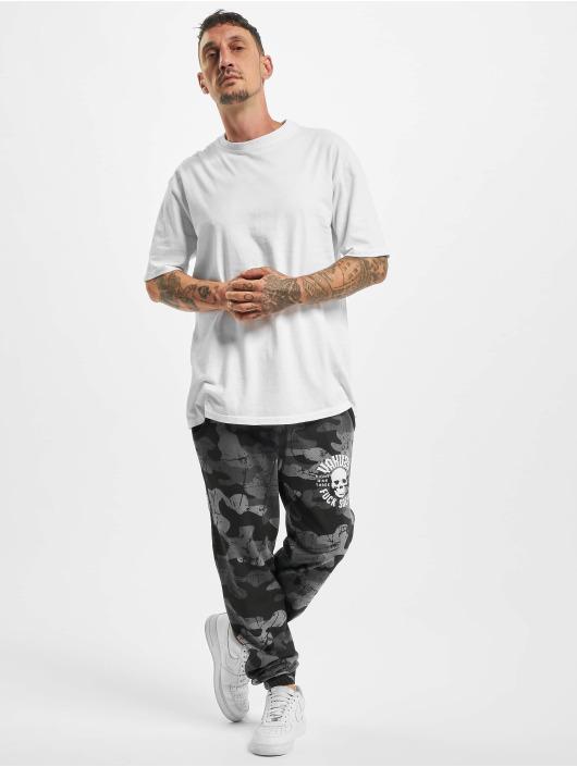 Yakuza Sweat Pant Society camouflage