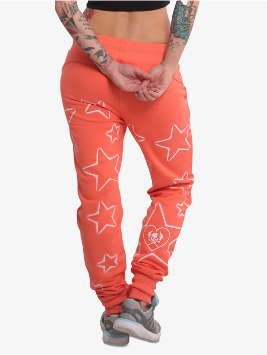 Yakuza Sweat Pant 893Starlet orange