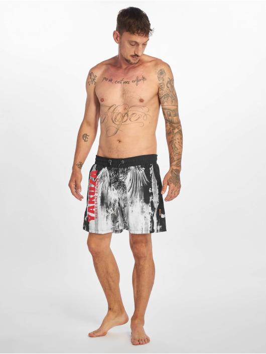 Yakuza Swim shorts Rise Up black