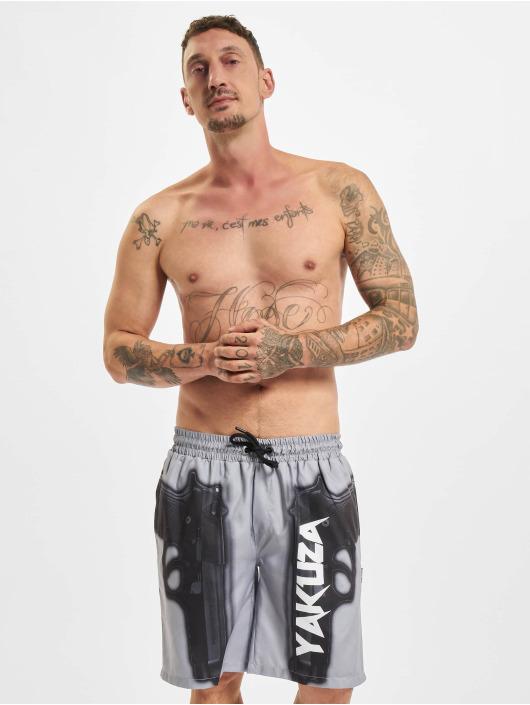Yakuza Swim shorts Gaucho Board grey