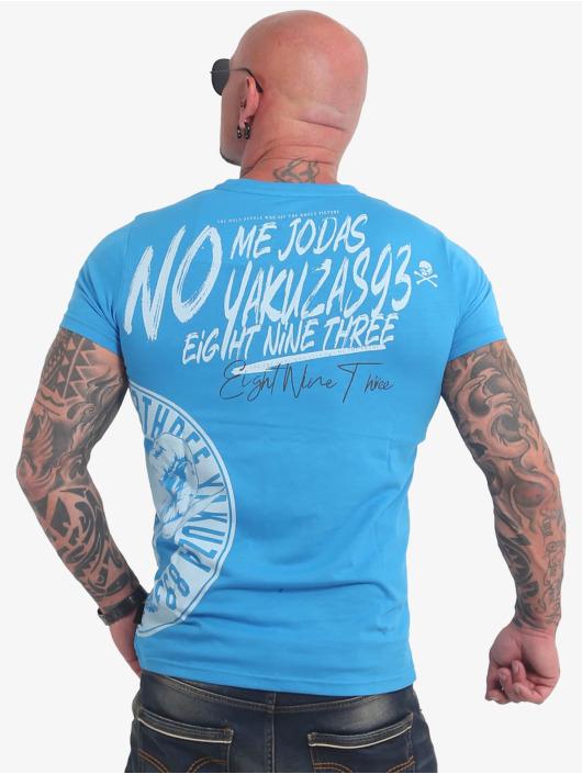 Yakuza T-paidat Jodas sininen