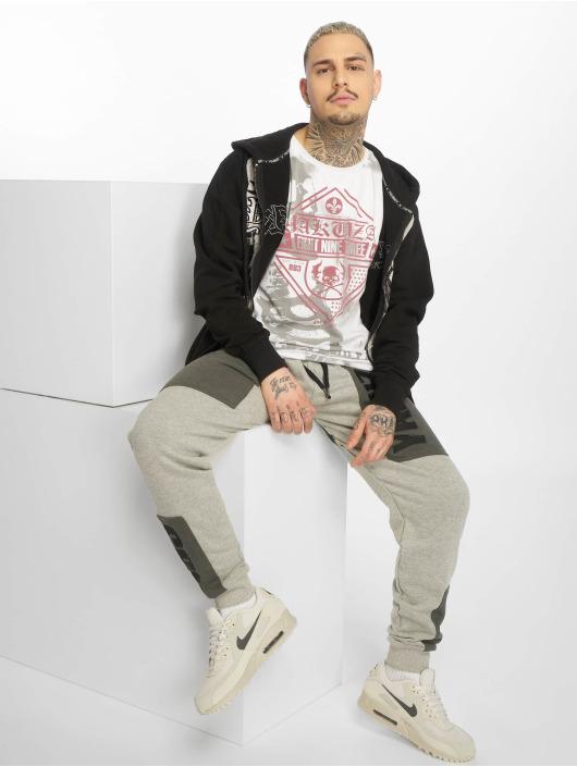 Yakuza T-paidat Xray valkoinen