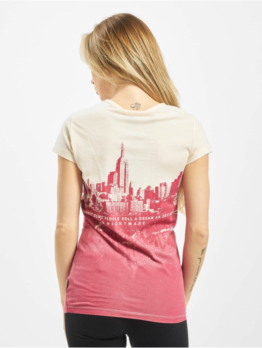 Yakuza T-Shirt Skyline beige