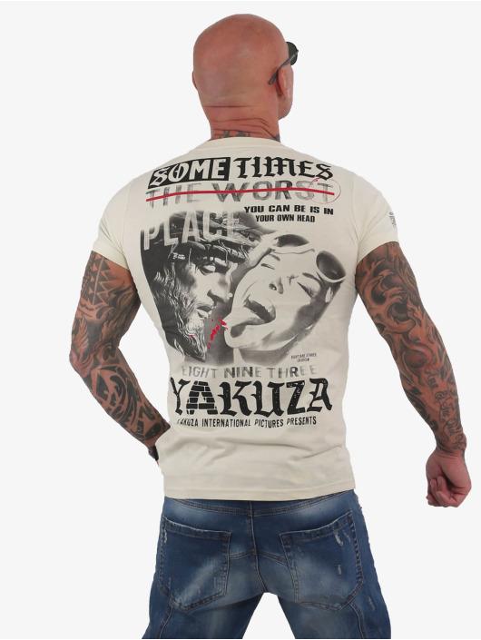 Yakuza T-Shirt Sometimes beige
