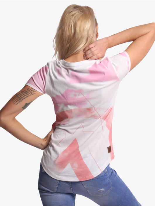Yakuza T-shirt Spacy bianco