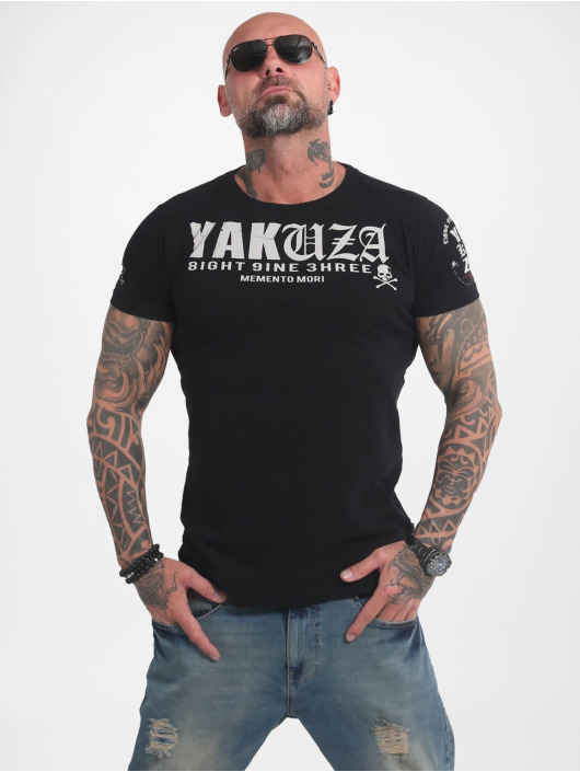 Yakuza T-Shirt Know black