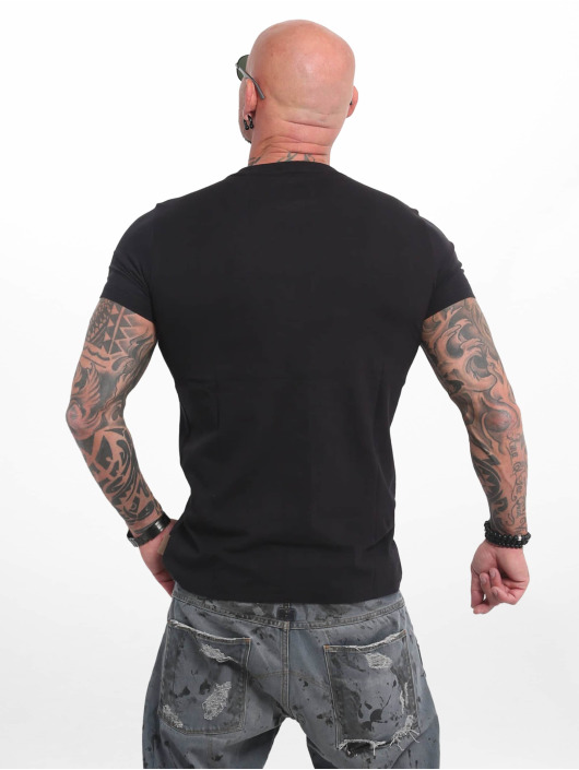 Yakuza T-Shirt Basic Line 4W black