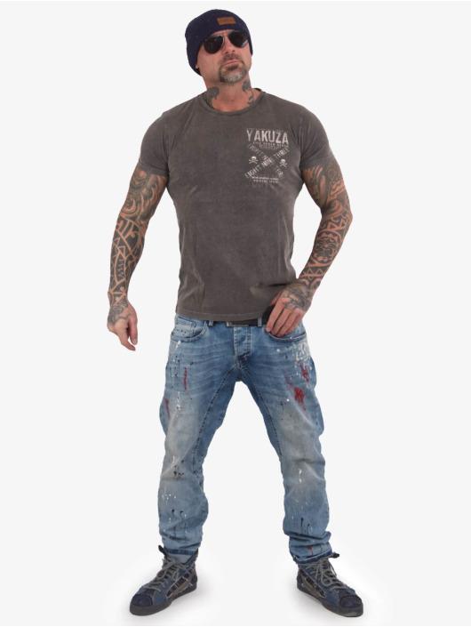 Yakuza T-Shirt Death Replied black