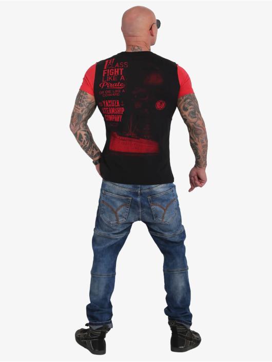 Yakuza T-Shirt Pirates Of The 893 black