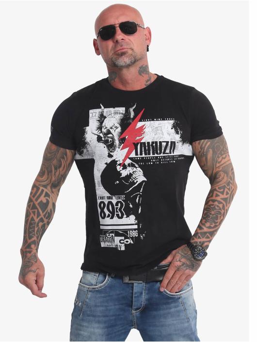 Yakuza T-Shirt Crucified black