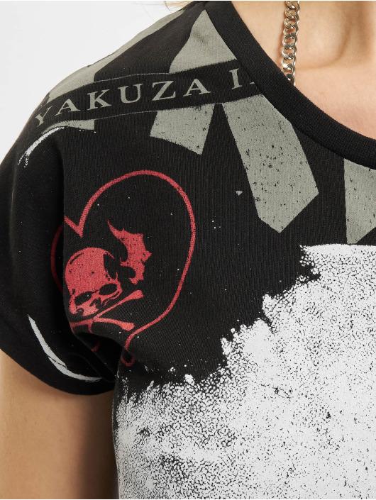 Yakuza T-Shirt Panda Box Fit black