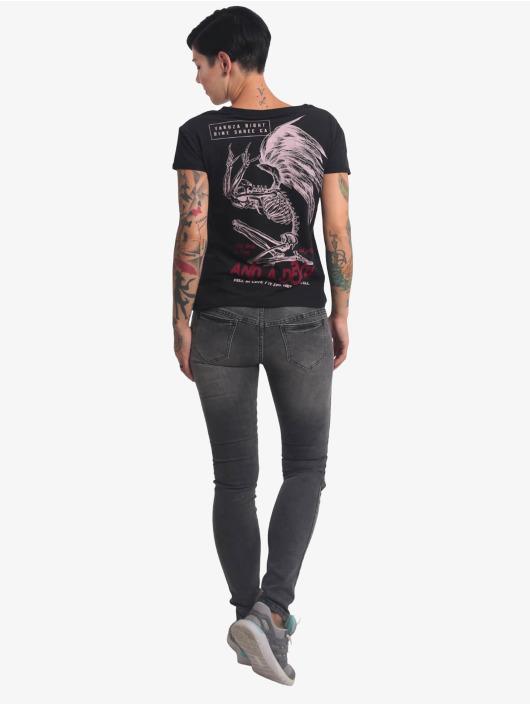 Yakuza T-Shirt End Well Box Fit black