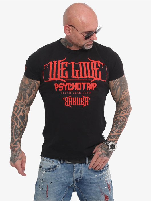 Yakuza T-Shirt We Love black