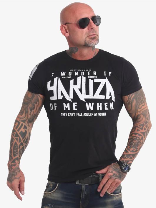 Yakuza T-Shirt Anyone black