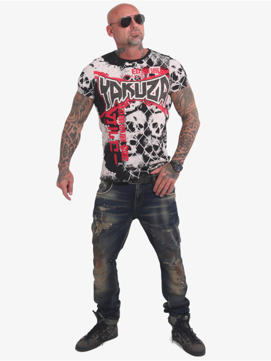 Yakuza T-Shirt Killing Fields black