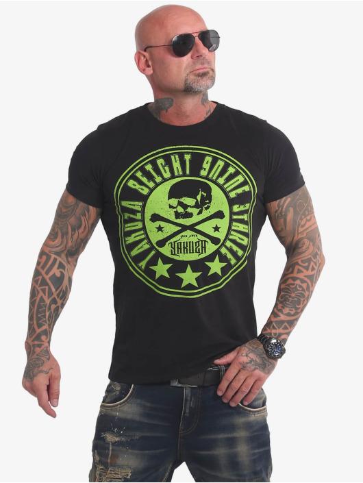 Yakuza T-Shirt Inner Circle black