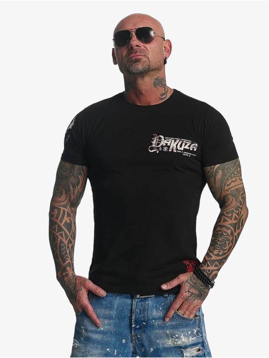Yakuza T-Shirt Scrap black