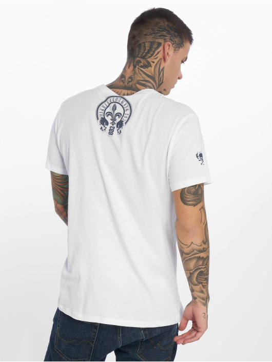 Yakuza T-Shirt Profile blanc