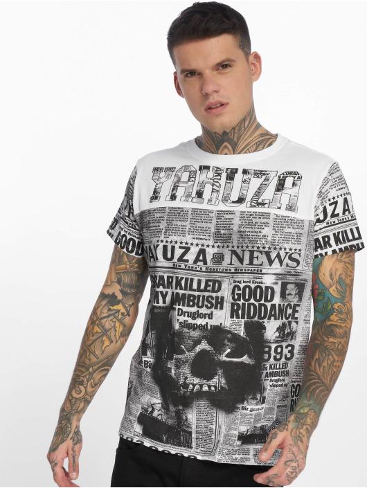 Yakuza T-Shirt Escobar blanc