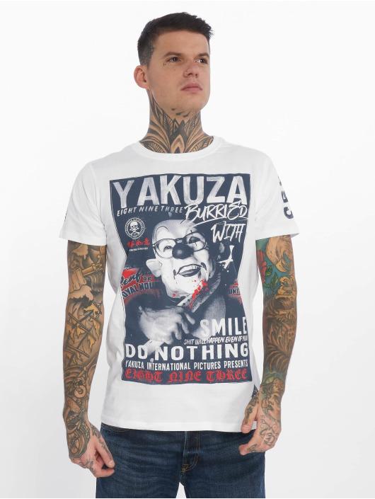 Yakuza T-Shirt Burried blanc