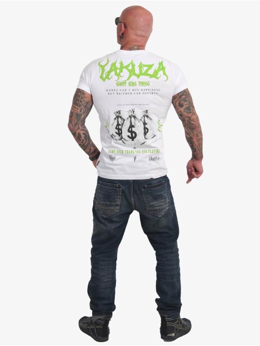 Yakuza T-Shirt Buy Happiness blanc