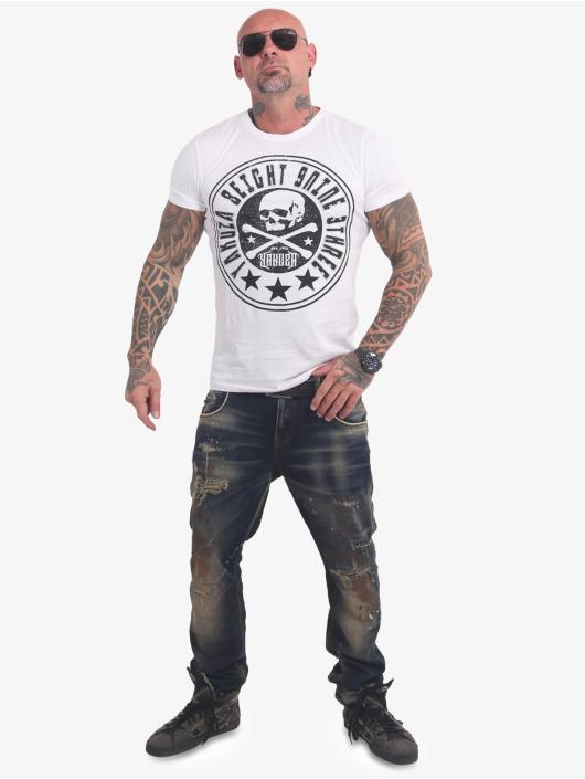 Yakuza T-Shirt Inner Circle blanc