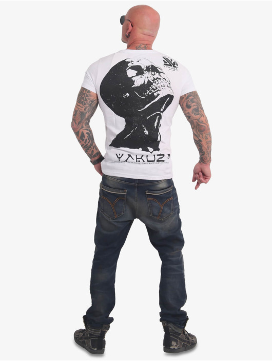 Yakuza T-Shirt Nippon Zombie blanc