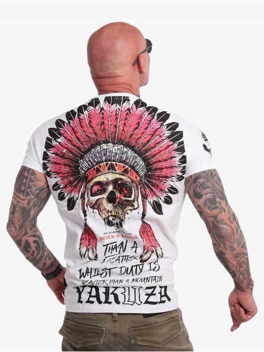 Yakuza T-Shirt Death Duty blanc