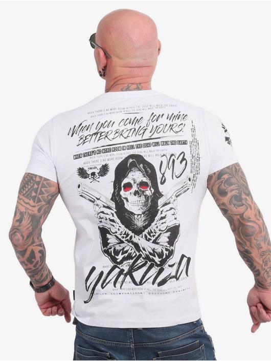 Yakuza T-Shirt Better Bring Yours blanc