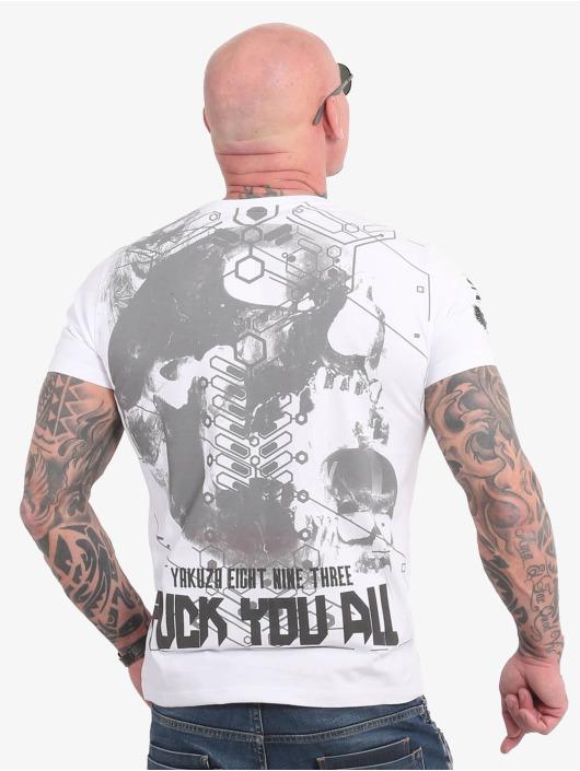Yakuza T-Shirt F.Y.A. blanc