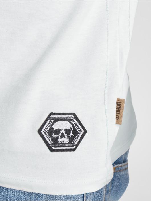 Yakuza T-Shirt Nightmares blau