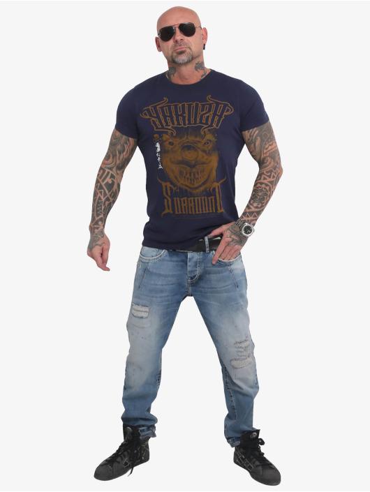 Yakuza T-Shirt Surround blau