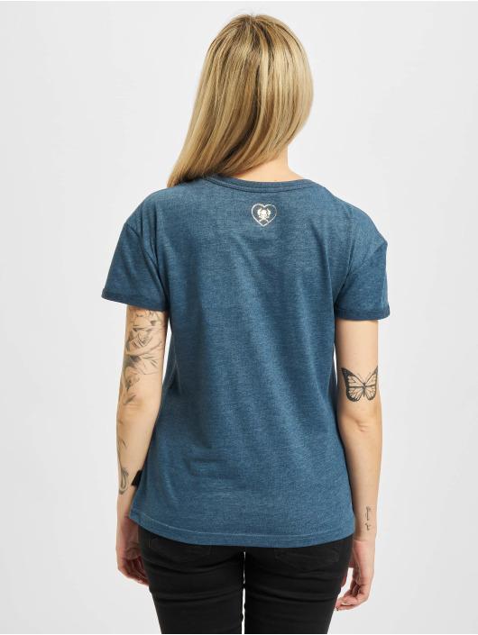 Yakuza T-Shirt Glory Box Fit blau