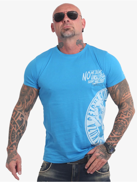 Yakuza T-shirt Jodas blu