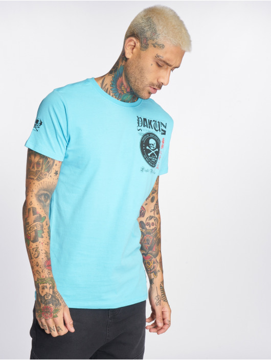 Yakuza T-Shirt Columbian blue