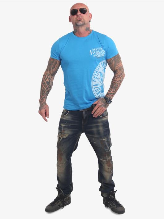 Yakuza T-Shirt Jodas blue
