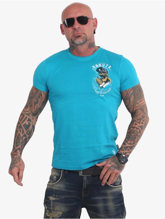 Yakuza T-Shirt Wey blue