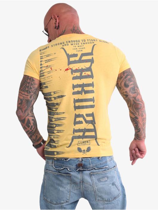 Yakuza T-Shirt Ammo gelb